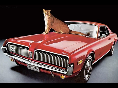 1967 1971 Mercury Cougar Buyer S Guide