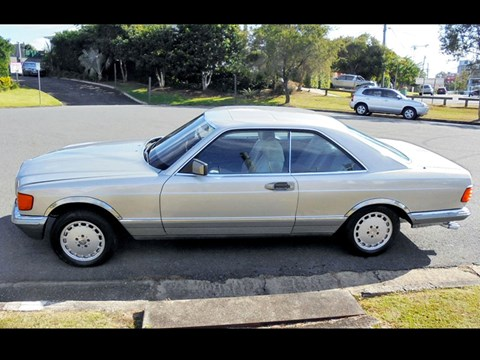 1984 mercedes benz 500sec w126 today s tempter 1984 mercedes benz 500sec w126 today