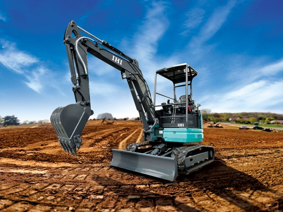 IHI Series Excavators