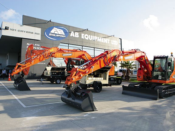 Doosan launch