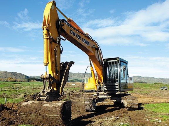Dwyer-Lewis Earthworks Ltd