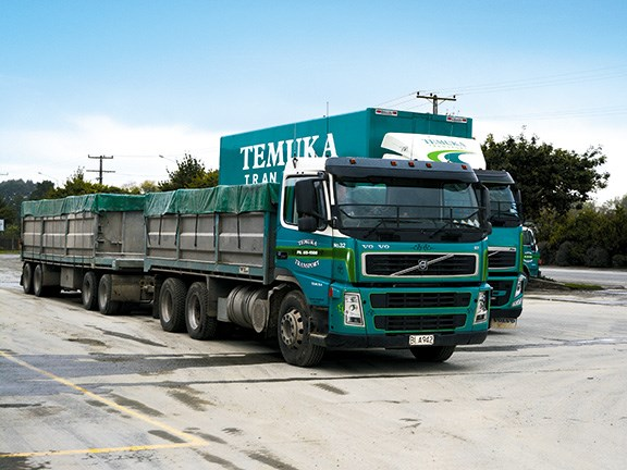 Temuka Transport