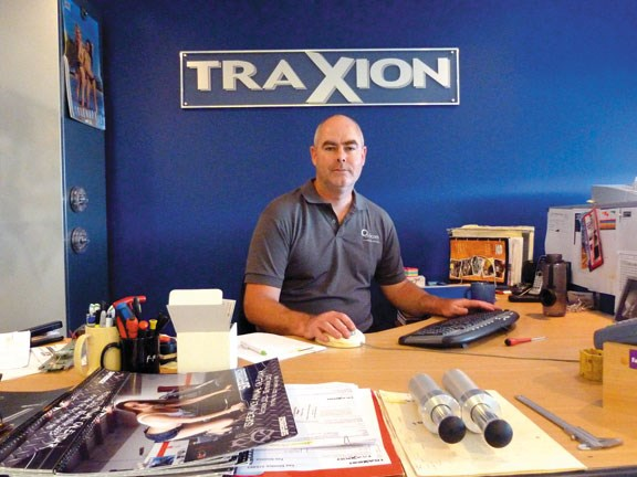 TraXion Distribution Limited