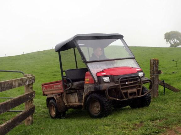 Kawasaki Mule 3010 ATV
