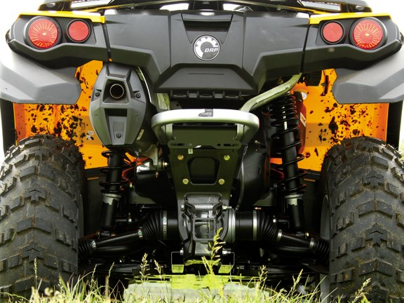 Can-Am Outlander 500 DPS ATV