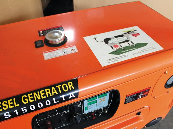 cowpower generators