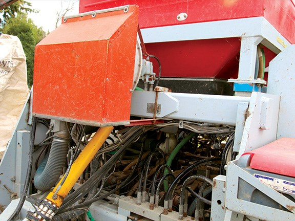 Cross Slot No-Tillage System