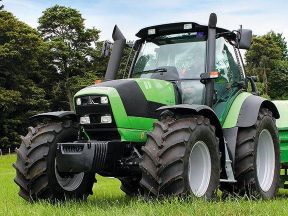 Deutz Fahr Agrotron M600 Summit