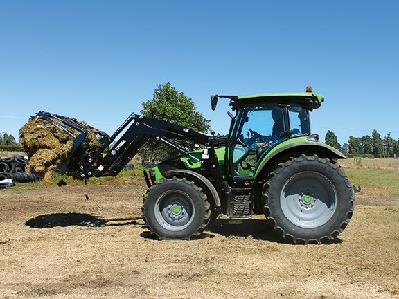 Deutz-Fahr 5 series 5120