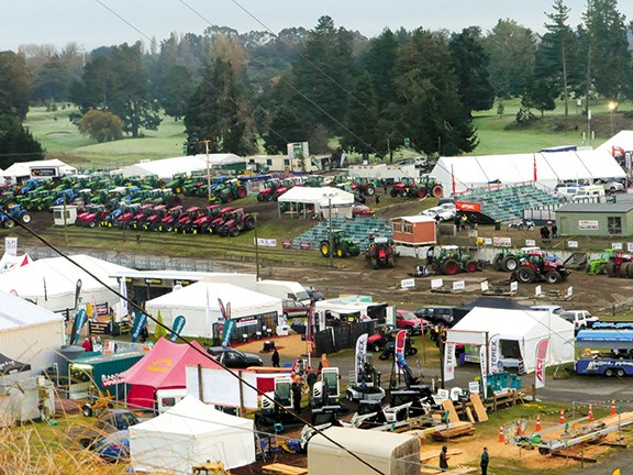 NZ National Fieldays