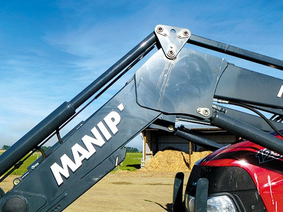 Manip MClassic front end loader