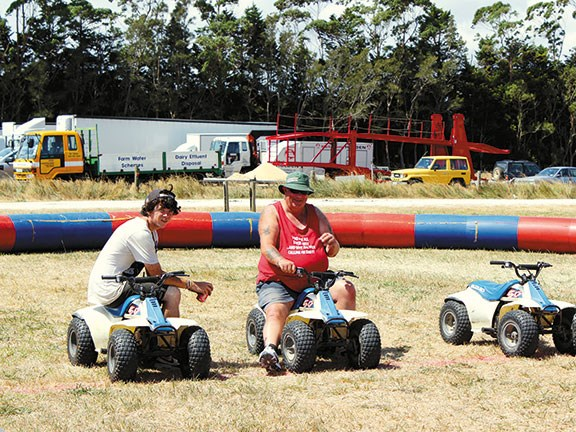 Northland Field Days Mini quads