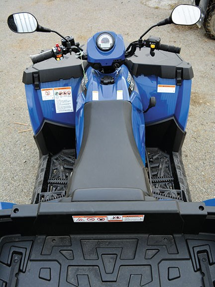 Polaris Sportsman 570 Ute HD