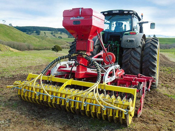 Review: Pottinger Terradisc 3001