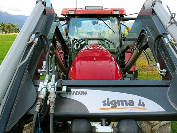 Sigma 4 loaders