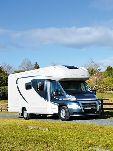 Auto Trail Tracker RB