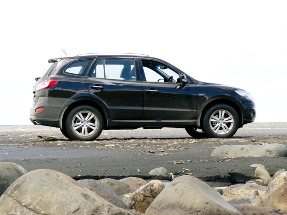 SUVs Are Great For Towing, And New Zealandu0027s Largest Selling Model, The Hyundai  Santa Fe, Has Just Had A Faceliftu2026