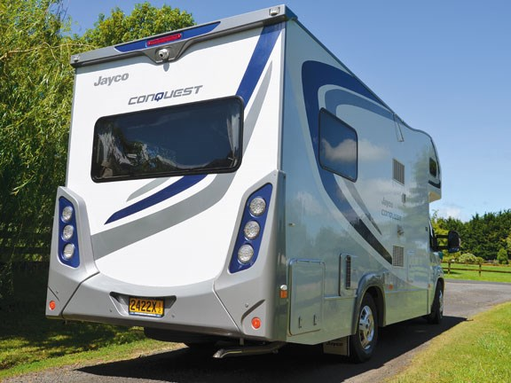Jayco 23' Conquest