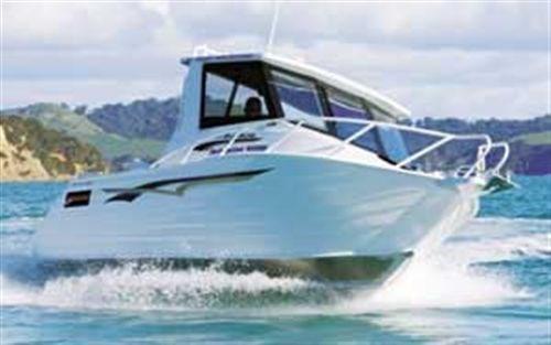 Trailcraft 6 4m Sportscab Hardtop