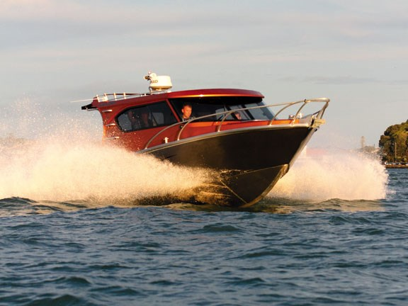 Foveaux Boats Custom 9.5M Super Cruiser