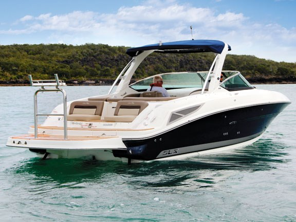 Sea Ray 300 SLX Bowrider