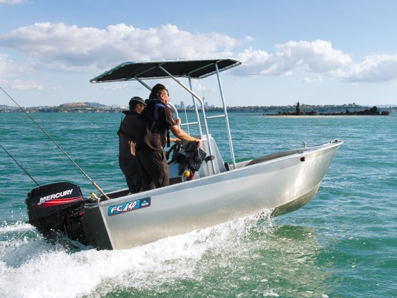 Fish City FC430 Centre Console