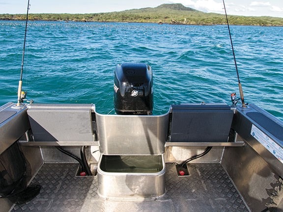 Fish City FC600 Centre Console