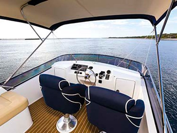 Fairway 37 Flybridge