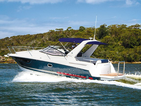 Jeanneau Leader 8 Azure Limited Edition