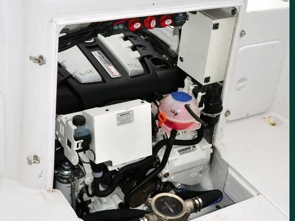 Mercury 260 TDI Diesel engine review