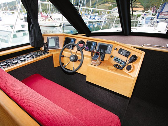 Second-hand boats 2003 Edwards Power catamaran