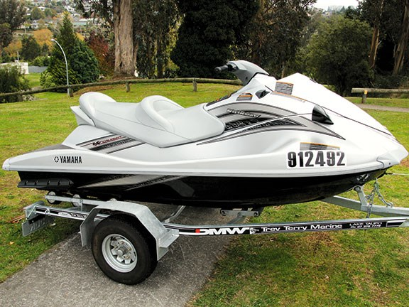 Second-hand boats 2009 Yamaha VX Cruiser WaveRunner