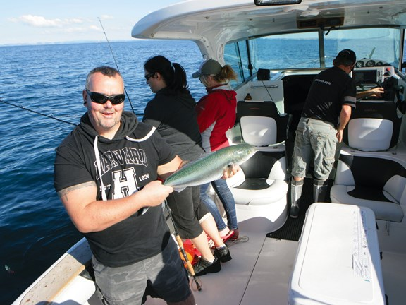wave dancer fishing charter