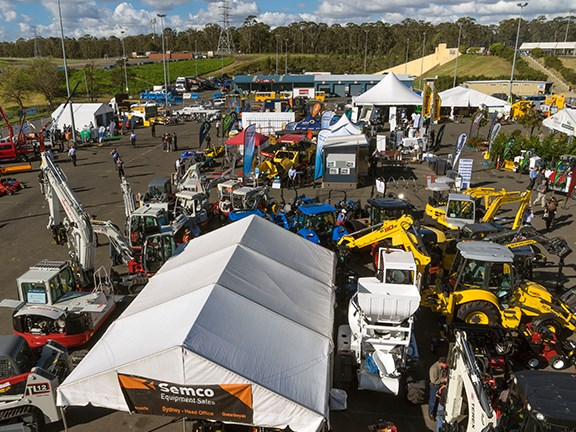 The Civenex expo is run by the NSW division of the Institute of Public Works Engineering Australia (IPWEA).