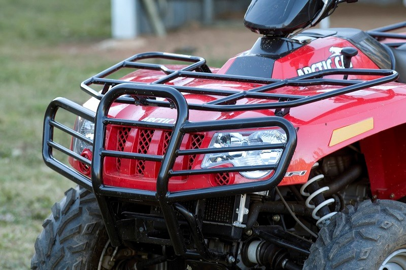 4 Arctic Cat Stockman 500 ATV