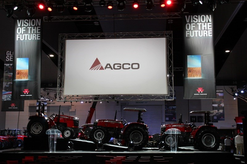 AGCO Massey Ferguson launch