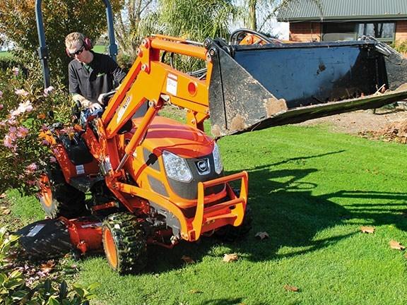 Kioti CS2610 tractor review