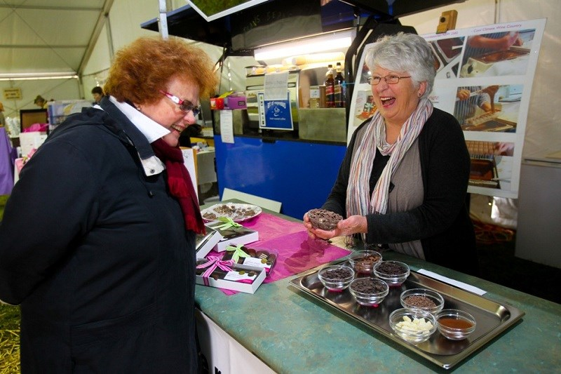 Murrumbateman field days robinrowechocolates