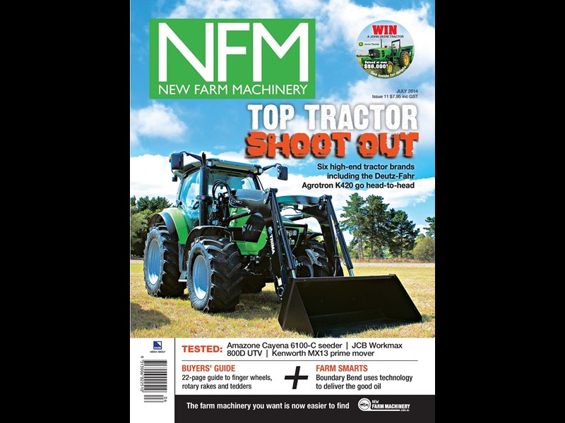 NFM issue 11 Front cover