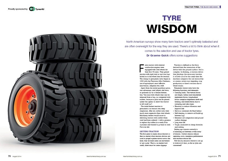 NFM issue 12 Tractor tyre buying