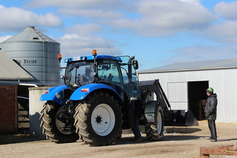 New Holland T6 160 Auto Command 2