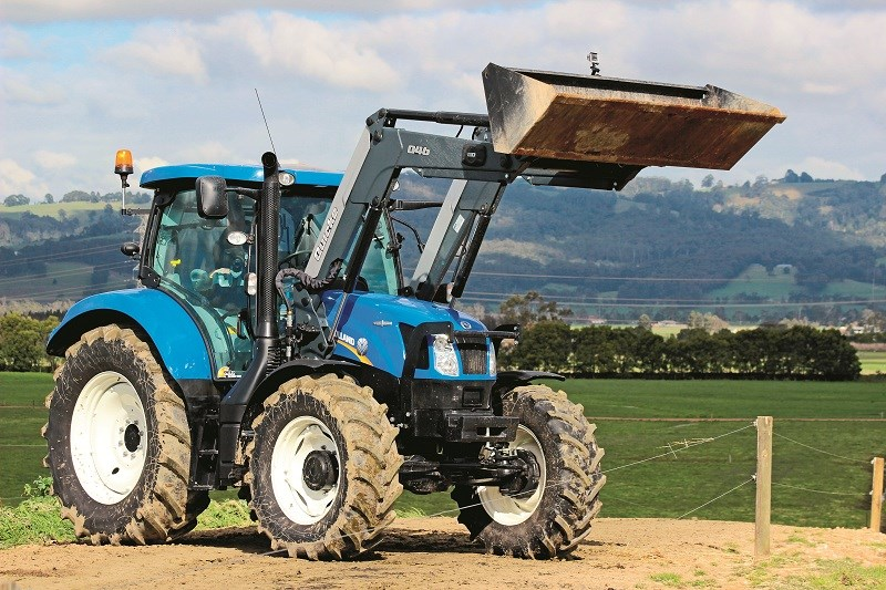 New Holland T6 160 Auto Command 3 8621
