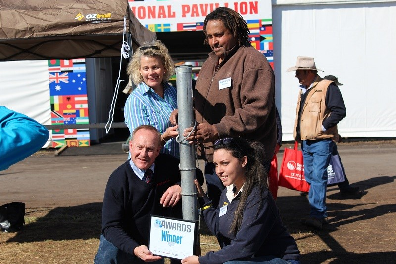 AgQuip innovation award