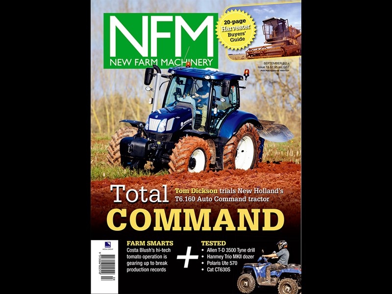 NFM 013 front cover