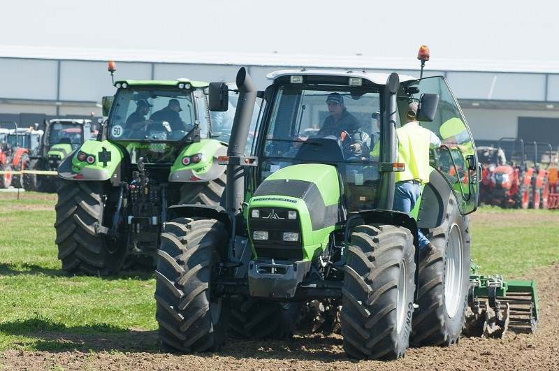 PFG Deutz Fahr dealer drive day 2