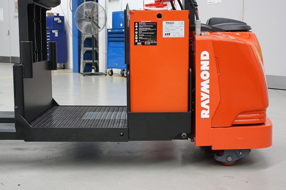 The Raymond 8510 low-level order picker