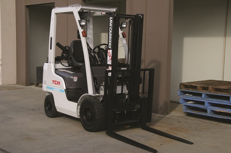 TCM forklifts F1 series