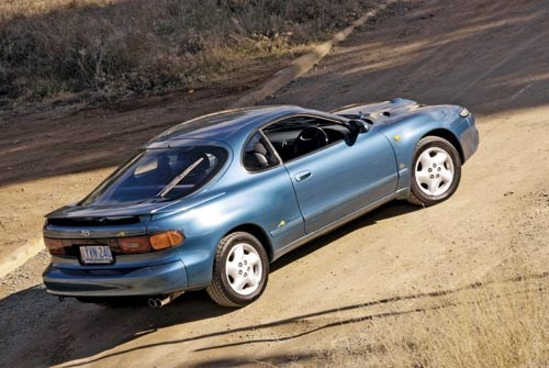 Buyers' Guide: Toyota Celica GT4/GroupA Rallye (1991-94)