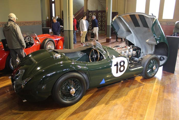 1951 Jaguar C-Type (Proteus Replica)