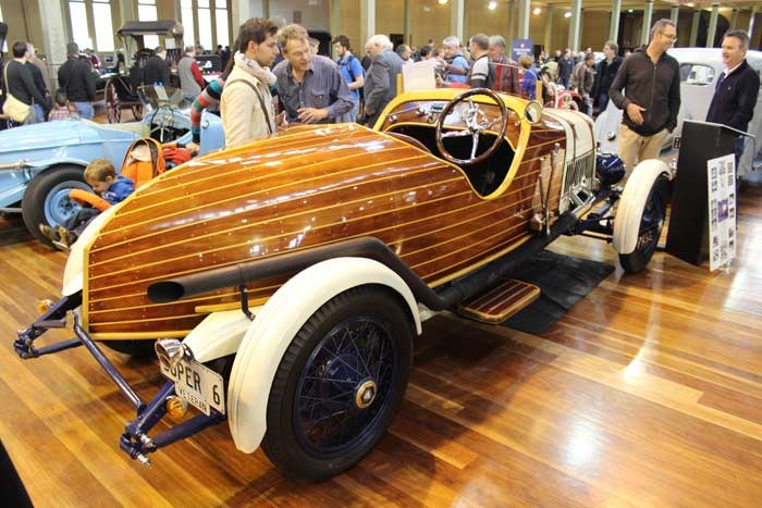 1916 Hudson Super Six Boat-tail Speedster